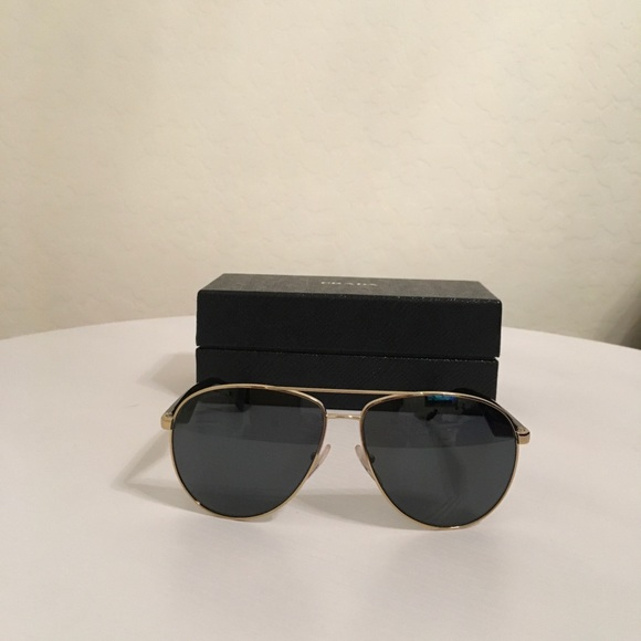 fee09cfa1022 Prada SPR 53Q polarized sunglasses. M 5b63af54d365be78663b463a. Other  Accessories ...